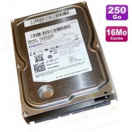 """Disque Dur 250Go SATA 3.5"""" SAMSUNG Spinpoint HD253GM 0HNM54 7200RPM 16Mo"""