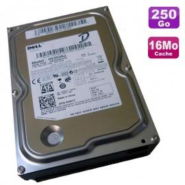 "Disque Dur 250Go SATA 3.5"" SAMSUNG Dell HE253GJ HE253GJ/D OGRCT2 7200RPM 16Mo"