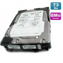 """Disque Dur 73.4Go Ultra SCSI 320 3.5"""" Seagate Cheetah ST373453LC 9U8006 15K 8Mo"""