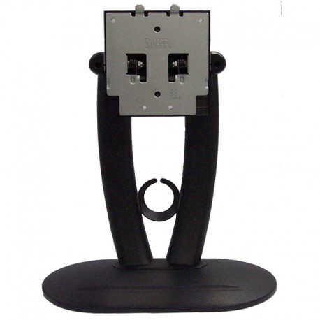 "Pied Ecran Plat LCD PC Dell E193FPc F.L. 19"" Gris Foncé Screen Base Stand"