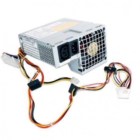 Alimentation PC HP-D2508E0 250W S26113-E553-V70-01 Fujitsu Esprimo E5915 SFF