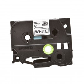 Ruban Cassette Brother TZe-261 NOIR 36mm x 8m P-touch 9500PC 9700 9800 NEUF
