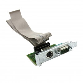 Carte Série DB-9 + PS/2 Dell 0Y73TJ Y73TJ Câble N3563 Optiplex SFF Low Profile