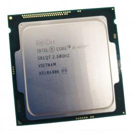 Processeur CPU Intel Core i5-4690T 2.50 GHz 6Mo SR1QT 5GT/s LGA1150 Quad Core