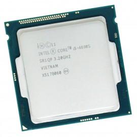 Processeur CPU Intel Core i5-4690S 3.20 GHz 6Mo SR1QP 5GT/s LGA1150 Quad Core