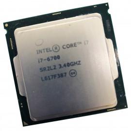 Processeur CPU Intel Core i7-6700 3,40GHz 6Mo SR2L2 FCLGA1151 Quad Core Skylake