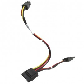 Câble SATA ATX 4-pin HP 625262-001 Adaptateur Alimentation Drive Power Adapter