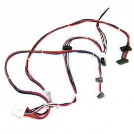 Câble Adaptateur SAS Dell 0KH945 KH945 12Pin 4xSATA 3xMolex Floppy Precision 690