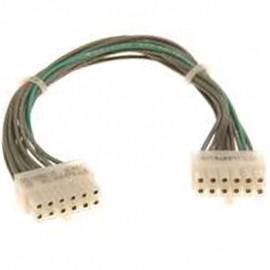 Câble Adaptateur Dell 07740P 7740P 12-Pin Serveur PowerEdge 2400 Alimentation
