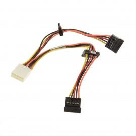 Câble SATA SAS Dell 700 800 830 840 0J1520 J1520 PowerEdge Alimentation