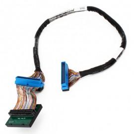 Câble Ultra320 2x SCSI Dell Amphenol 0YH930 YH930 528510001 PowerEdge 840 68 pin