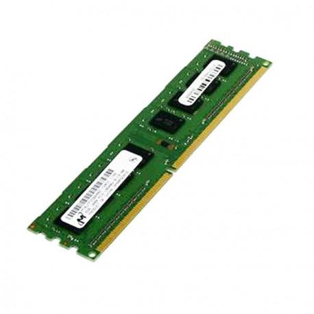 2Go Ram PC Bureau MICRON MT8JTF25664AZ-1G4D1 DDR3 PC3-10600U 1333Mhz 1Rx8 CL9