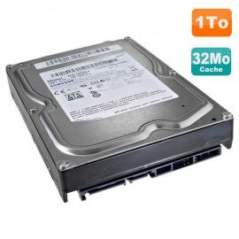 """Disque Dur 1To SATA 3.5"""" SAMSUNG Spinpoint HD103SJ 62821-C741-A5B1S 7200RPM 32Mo"""