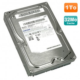 "Disque Dur 1To SATA 3.5"" SAMSUNG Spinpoint F1 HD103UJ 0FY878 FY878 7200RPM 32Mo"