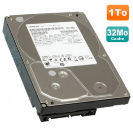 Disque Dur 1To HITACHI HDS721010CLA332 0F10762 588600-002 3.5 SATA 7200RPM 32Mo