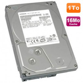 "Disque Dur 1To HITACHI HDT721010SLA360 0A37993 3.5"" SATA 3Gb/s 7200RPM 16Mo"