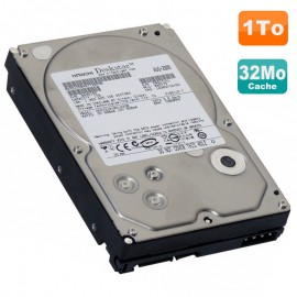 "Disque Dur 1To HITACHI HDS721010KLA330 0A35155 3.5"" SATA 3Gb/s 7200RPM 32Mo"
