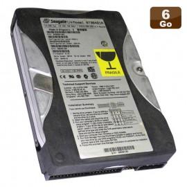 "Disque Dur 6.4Go 3.5"" IDE ATA Seagate U4 ST36421A 9M9003-030 5400RPM"