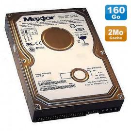Disque Dur 160Go IDE 3.5 Maxtor DiamondMaxPlus 9 YAR41BW0 294936-002 5400RPM 2Mo