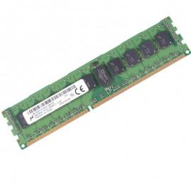 8Go Ram Serveur MICRON MT18KSF1G72PDZ-1G6E1FE DDR3 PC3L-12800R ECC Reg 2RX8 CL11