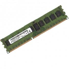 8Go Ram Serveur MICRON MT18KSF1G72PDZ-1G6E1FF DDR3 PC3L-12800R ECC Reg 2RX8 CL11