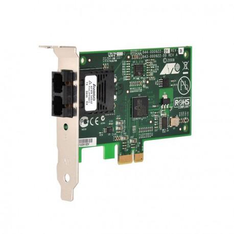 Carte Réseau Fibre Optique ALLIED TELESIS AT-2711FX/SC 100Mbps PCIe - PXE, WoL