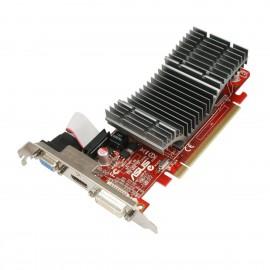 Carte ASUS Radeon HD4350 B750PI EAH4350 SILENT/DI/512MD2(LP) HDMI VGA DVI-I DDR2