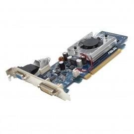 Carte ASUS GeForce 8400GS EN8400GS/P/512M/A(LP) VGA DVI-I DDR2 512 Mo PCI-E
