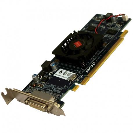 Carte Radeon HD6350 0HFKYC ATI-102-C09003 PCIe 109-C09057-00 DMS-59 Low Profile