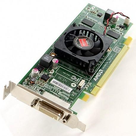 Carte Radeon HD6350 01CX3M 109-C9057-00 PCI-e 7120236200G DMS-59 Low Profile 512Mo