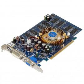 Carte ASUS GeForce 6600 EN6600/TD/128M/A VGA DVI-I S-Video DDR 128Mo PCI-E