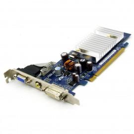 Carte ASUS GeForce 6200LE TC512/TD/256M/A C381 VGA DVI-I TV OUT DDR2 256Mo PCI-E