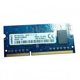 2Go RAM Kingston TSB16D3LFS1KBG/2G SODIMM PC3L-12800S 1600MHz DDR3 PC Portable