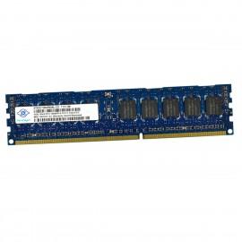 4Go RAM Serveur Nanya NT4GC72B4PB0NL-CG DDR3 PC3-10600R Registered ECC 1333Mhz