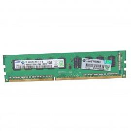 2Go RAM ECC Serveur Samsung M391B5773DH0-CK0 DDR3 PC3-12800E 1600MHz 1Rx8 CL11