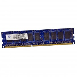 2Go RAM ECC Serveur Nanya NT2GC72B8PA0NF-CG DDR3 PC3-10600E 1333MHz 240-Pin CL9