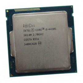 Processeur CPU Intel Core i5-4430S SR14M 2.7Ghz 6Mo 5GT/s LGA1150 Quad Core