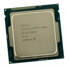 Processeur CPU Intel Core I5-4460S SR1QQ 3.20Ghz 6Mo 5GT/s FCLGA1150 Quad Core