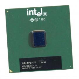 Processeur CPU Intel Celeron 633Mhz SL4NY Socket 370 FC-PGA Coppermine-128Ko