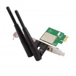 Carte Wifi EDIMAX EW-7722PnD 1244-00000828-502 PCI-E 802.11abgn Low Profile