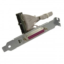 Câble Parallèle HP 6200 6300 CMT 8000 8100 8200 8300 MT 462537-002 LPT DB-25F