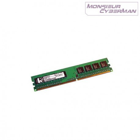 1Go Ram Mémoire Kingston KCM633-ELC DDR2 800Mhz PC2-6400 Pc Bureau 1Rx8 CL6