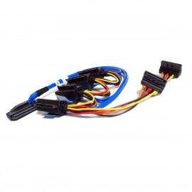 Câble Dell 0K317N 0H5GDX UCS-61 SAS SATA PowerEdge T110 SFF-8484 SFF-8482