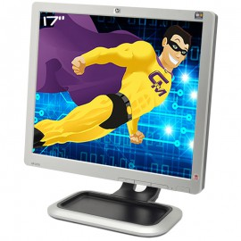"""Ecran PC Pro 17"""" HP L1710 HSTND-2311 GS917A 455990-101 456566-001 TFT VGA VESA"""