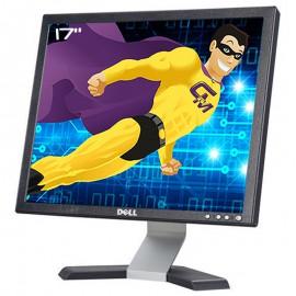 """Ecran PC Pro 17"""" DELL E176FPf 0FC529 FC529 LCD TFT VGA 1280x1024 5:4 VESA 43cm"""