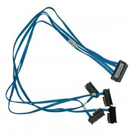 Câble SAS HP 451375-001 457892-001 ProLiant ML110 G5 SFF-8484 4x SFF-8482