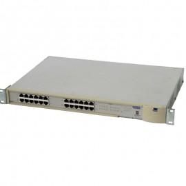 Switch 3Com 24 Ports RJ-45 3C250C-TX24 SuperStack II HUB 100 TX LAN 100 Mbps