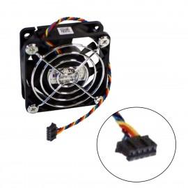 Ventilateur Mini PC Dell 790 7010 9010 9020 USFF 0WDDHR 0K650T 60x60x20mm 5-Pin