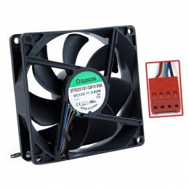 Ventilateur PC SUNON EF92251S1-Q010-S9A HP 400 600 800 G1 MT ProDesk EliteDesk