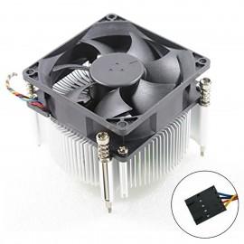 Ventirad Dell 0DW014 089R8J 0X3JDD 790 990 T1600 MT 7010 9010 DT 9020 T1700 SFF